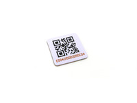 Bild Smart Label 25x25mm ABS (HF)